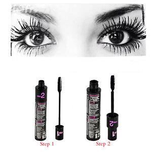 Women-Long-Curling-Makeup-Eyelash-Black-Waterproof-Fiber-Mascara-Eye-Lashes-HOT