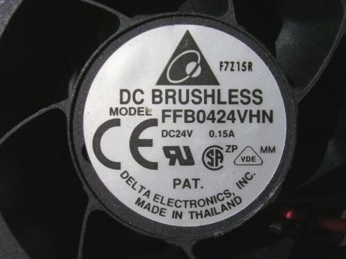 DELTA ELECTRONICS MODEL FFB0424VHN DC BRUSHLESS FAN