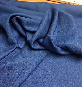 ASSORTED-BLUE-CREPE-IN-SMALL-PEICES-FABRIC-16-3-METRES