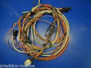 image is loading wiring-harness-instrument-panel-engine-1978-bayliner -mutiny-