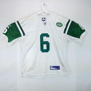 ba27cb465 New York Jets MARK SANCHEZ - NFL Throwback Jersey - Mens Size 48 ...