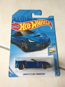 Hot-wheels-Hotwheels-Corvette-C7-Z06-Convertible-NEW