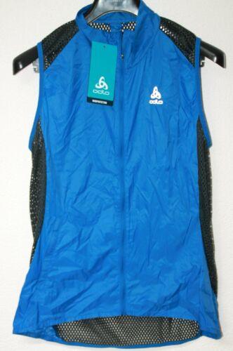 Odlo Damen Windprotection Zepto Weste Blau  Größe:XL  Neu mit Etikett 70€