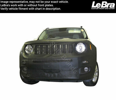 LeBra Front End Mask-551518-01 fits Jeep Cherokee  2014 2015 2016 2017 2018