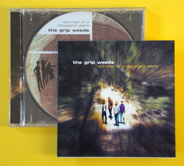 The Grip Weeds 'Summer Of A Thousand Years' CD (Rainbow Quartz, 2001)