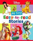 Disney My First Easy-to-Read Stories by Parragon Plus (Hardback, 2005)