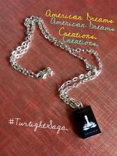 Collana di Breaking Dawn. Libro. Twilight Saga. Necklace.