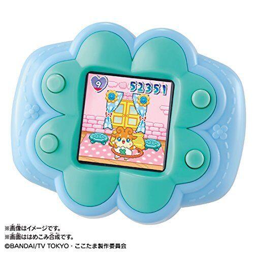 NEW Bandai Cocotama Friends Light Blue Virtual Pet & Pedometer Japan