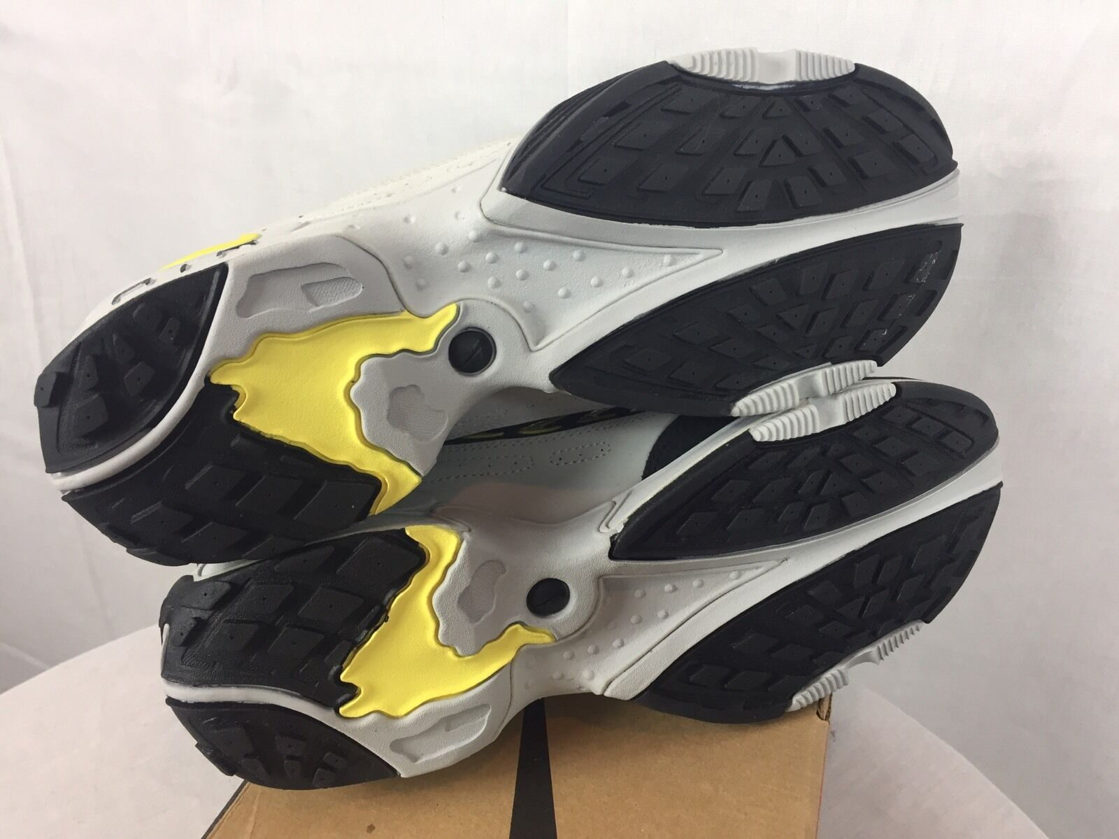 huge selection of 96b71 9f331 VTG 90 s 90 s 90 s Nike Air 45 Trainer Size 10 With Box Rare!