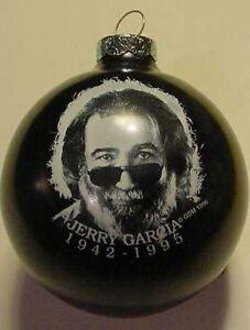 Grateful Dead Christmas Ornament.Details About Jerry Garcia Grateful Dead Xmas Ornament Art Greatful 1996 90s Santa S Rock Shop