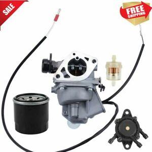 GX610 Carburetor Carb + Fuel Pump + Oil Filter + Fuel Filter for Honda  GX620 GX 764560402826 | eBay | Gx610 Fuel Filter |  | eBay