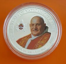 Palau coin 1$ Vatican City 2009.