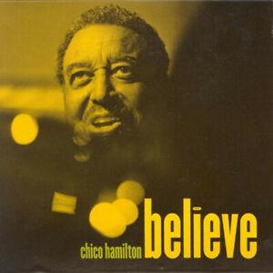 Chico Hamilton Believe CD w/ Mini-LP Sleeve