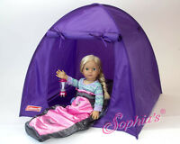 Coleman® Doll Tent Camping By Sophia's® For 18 Inch American Girl Dolls