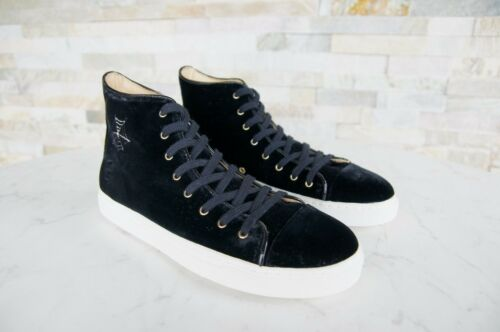 Olympia Lacets 37 Top À Chaussures Sneakers Nouvelles High Taille 5 Charlotte THxn1H