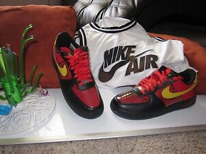sports shoes 1a3eb 37060 Details about Air Force 1 Kyrie Irving Edition 22 size 11