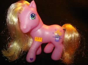 MON PETIT PONEY *my little pony N°285 marigold magie 2002