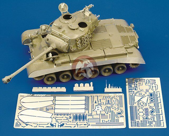 Royal Model 1 35 M26 Pershing Update Set (for Tamiya kit No.35254) 310