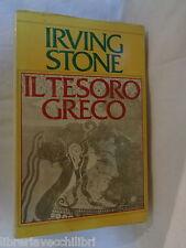 IL TESORO GRECO Il romanzo sulla vita di henry e Sophia Schliemann Irving Stone