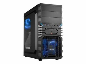 Sharkoon VG4-W ATX MidiTower - Schwarz