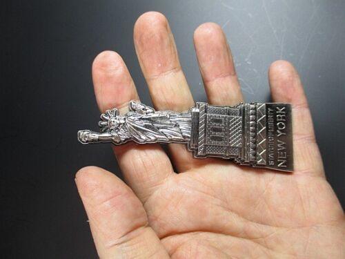 New York Metall Magnet Freiheitsstatue Liberty Souvenir USA Amerika,Neu
