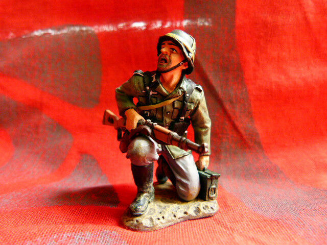 King & Country Country  - Soldat allemand de la Wehrmarcht - WS213