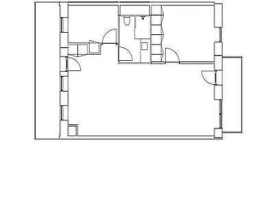 2500 vær. 3 lejlighed, m2 90, Glostervej