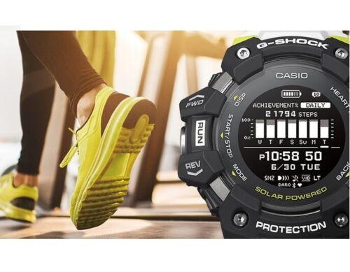 CASIO G-SHOCK G-SQUAD GBD-H1000-4ER GPS,SOLAR,BLUETOOTH,SMARTPHONE LINK