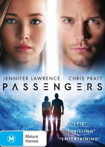 1 of 1 - Passengers (DVD, 2017) BRAND NEW & SEALED
