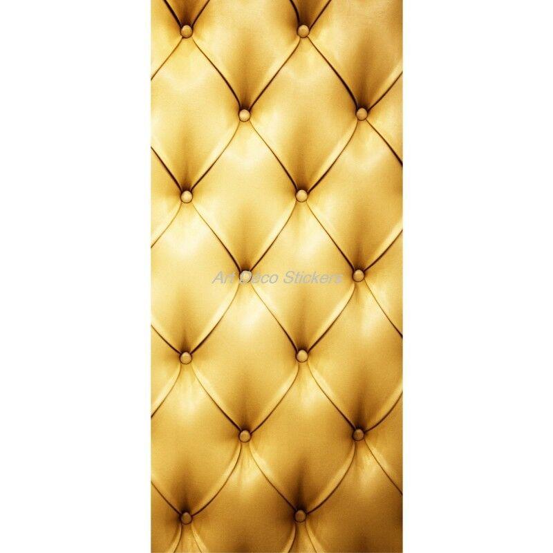 Cartel Póster Formato Puerta Trompa Trampantojo Capitonee oro 312 Arte