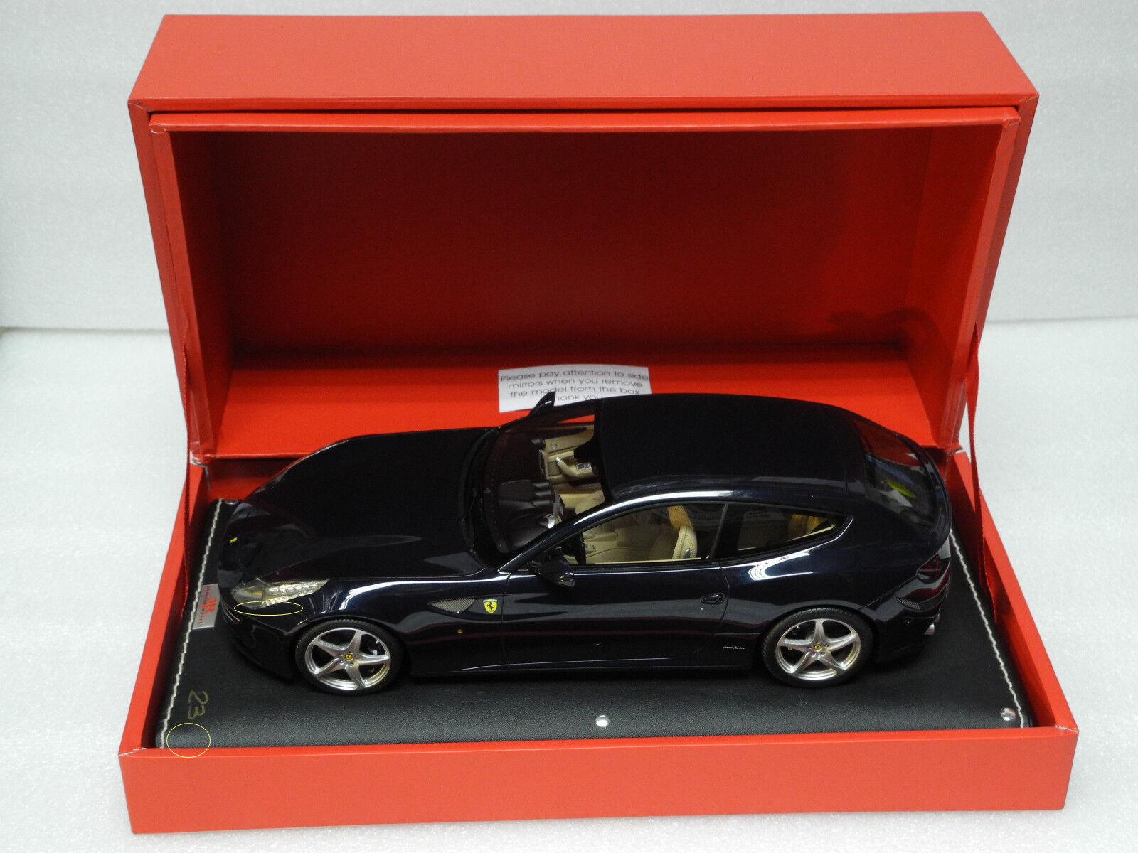 MR Collection 1/18 1/18 1/18  Ferrari FF Blu America FE04E 56460f