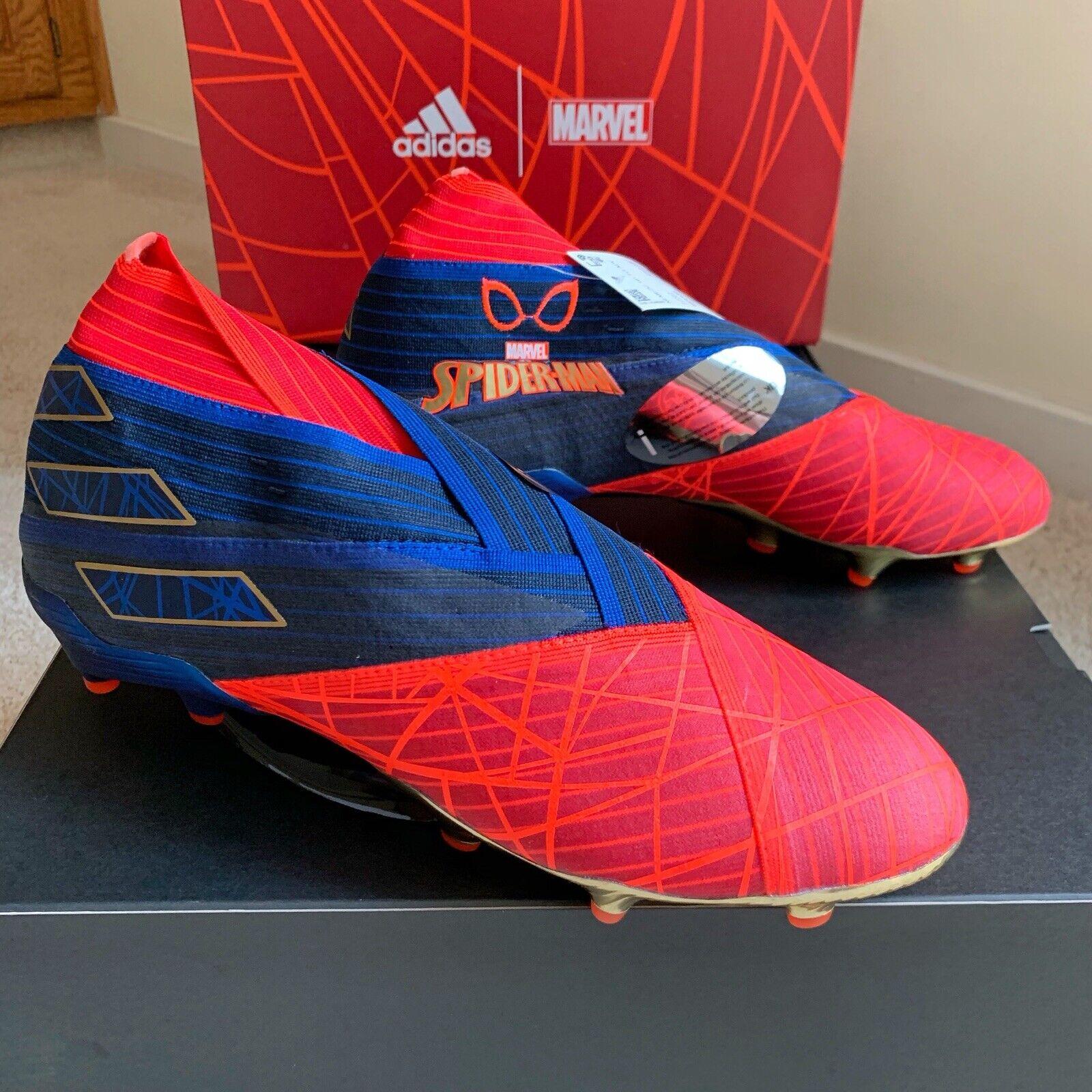 Adidas nemeziz 19+ EF4132 Botines De Tierra Firme