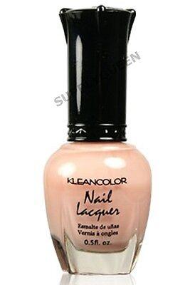 Kleancolor Collection Nail Polish # 146 Sheer Pastel Nude 5 fl.oz
