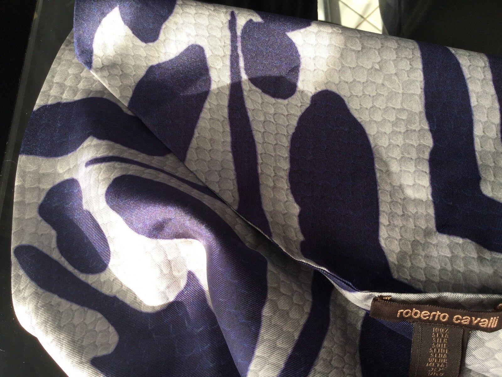 Seidenschal Roberto Cavalli | Großer Großer Großer Verkauf  | Garantiere Qualität und Quantität  | Sehr gelobt und vom Publikum der Verbraucher geschätzt  1b1815