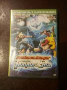 Pokemon Ranger And The Temple Of The Sea Plus Bonus Dvd Ebay