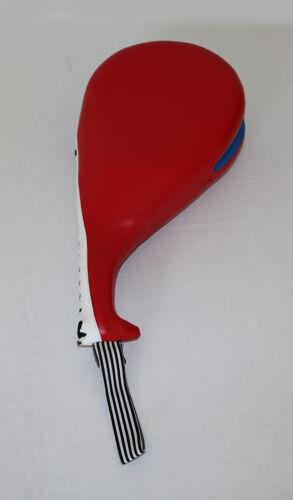 Taekwondo Pad Single//Double Taekwondo Clapper Kicking Pad Kick Target Pad