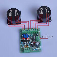 12V Power Amplifier VU Meter Driver Board DB Audio Level Meter for TA7318P DENON