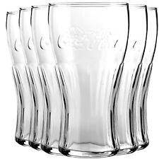 6er Set Coca Cola Glas 300 ml Gläser Trinkglas Trinkgläser