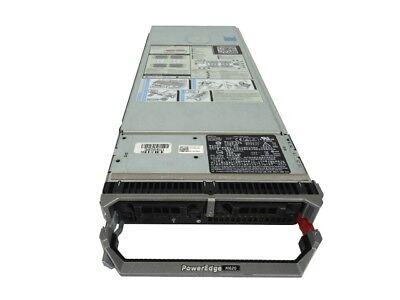 Dell PowerEdge M620 Bare Bones Blade Server 2xLarge Heatsinks iDRAC7 Enterprise