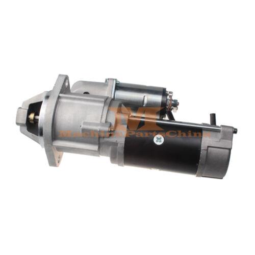 New Starter Motor 0-23000-2542 for NIKKO Engine 24V 4.5KW 9T