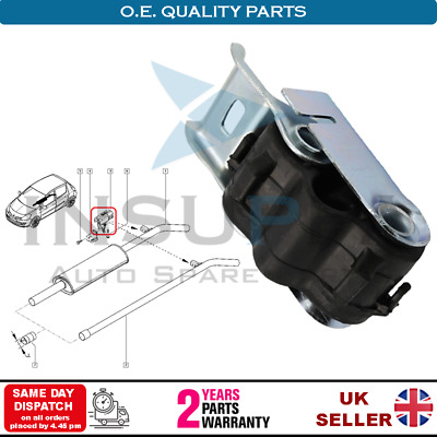 Exhaust Rubber Hanger Mounting Spare Replacement Part For Peugeot 106 Mk2