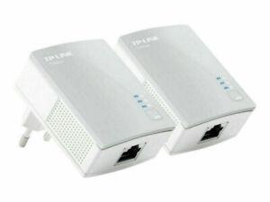 TP-LINK TL-PA4010KIT Powerline AV 600 Ethernet Adapter Starter Kit