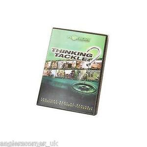 Korda Carp Fishing DVD - Thinking Tackle / All seasons available