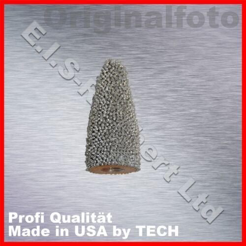 TECH CAT-no rh507 schleifkegel 23 x 47 mm-sherbo Tungsten Carbide rasps