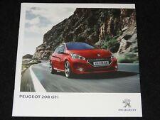 PEUGEOT 508 RXH UK SALES BROCHURE Nuova Vecchio Stock