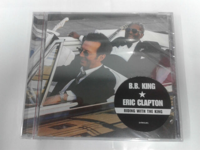 cd E.CLAPTON / B.B. KING RIDING WITH THE KING