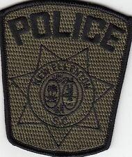 NEW ELLENTON POLICE SUBDUED SWAT PATCH SOUTH CAROLINA SC