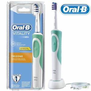 Oral-B-Vitality-TriZone-Electric-Rechargeable-Power-Toothbrush-2-Minute-Timer