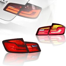 Led Red Tail Lights Assembly For Bmw 5 Series 2011 2016 F10 F18 Rear Lamps