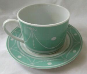 GEORGE-WASHINGTON-MOUNT-VERNON-THE-NEW-ROOM-CUP-AND-SAUCER-SET-SET-OF-2